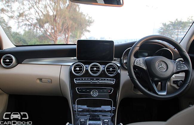 Marvelous Mercedes Benz New C Class Images   New C Class Interior U0026 Exterior Photos |  CarDekho.com