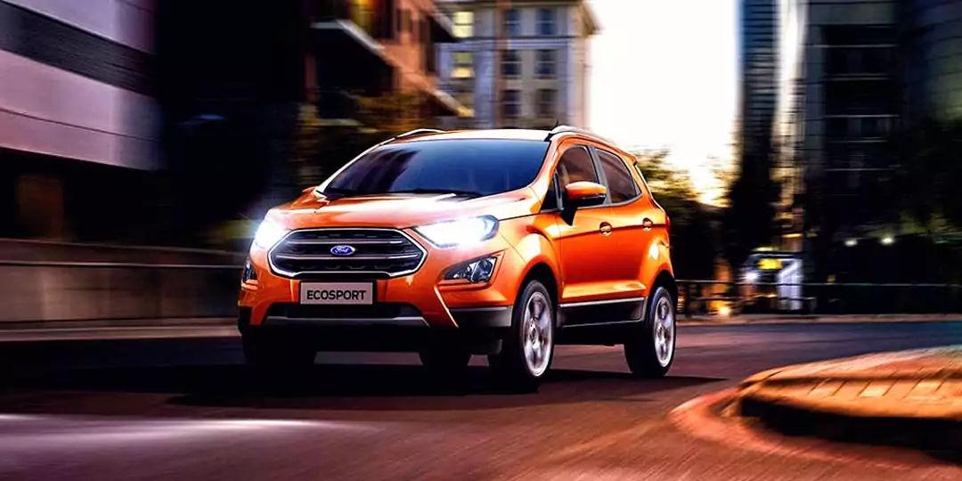 Ford Ecosport   Ti Vct Mt Titanium