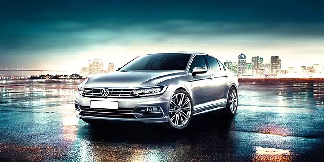 Volkswagen Passat 2.0 TDI AT Comfortline