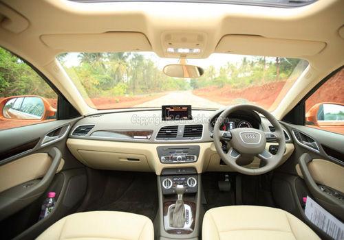 Tell me about Audi Q3 interiors? | CarDekho.com