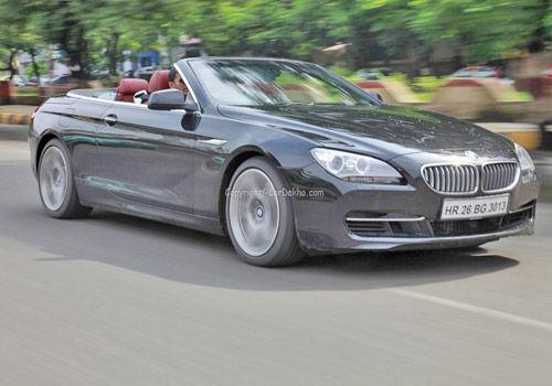 BMW I Convertible CarDekhocom - 650i bmw convertible price