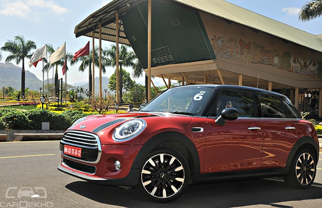 With the third-generation Mini for the first time - offered Cooper in a five door version. Let\u0027s see how practical it has become with its extra pair of ... & Mini Cooper D 5-Door: First Drive | CarDekho.com