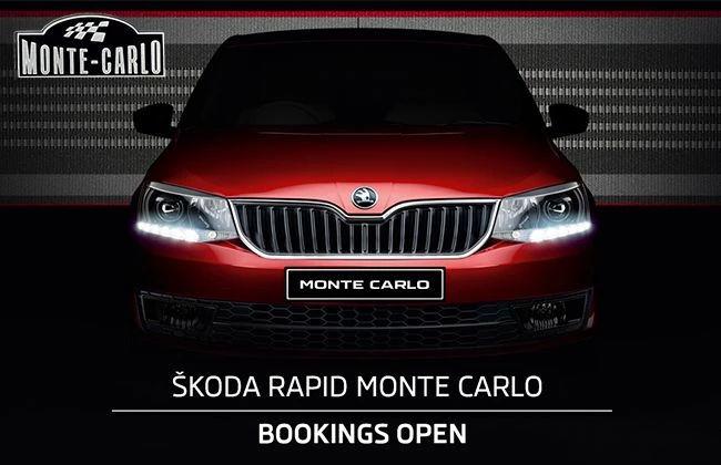 Skoda Rapid Monte Carlo