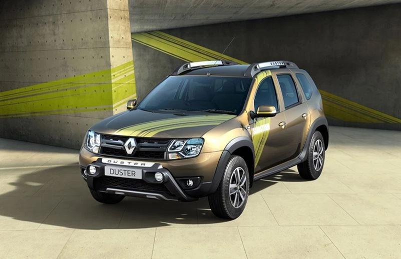 Renault Duster Sandstorm
