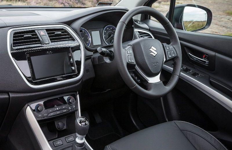 Maruti Suzuki S-Cross Facelift Launch