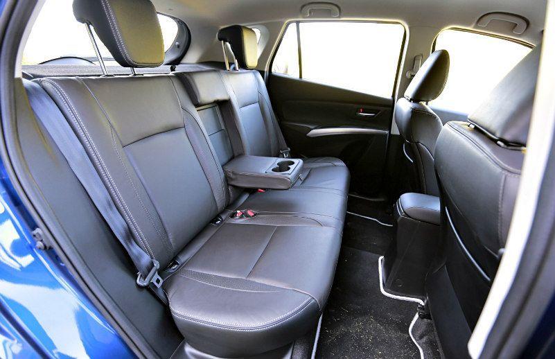 Maruti Suzuki S-Cross Facelift