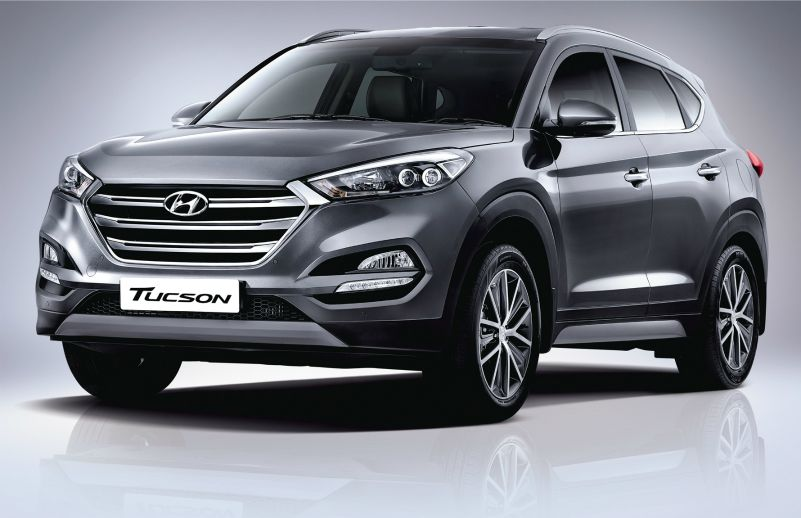 hyundai tucson diesel 4wd launched at rs lakh. Black Bedroom Furniture Sets. Home Design Ideas