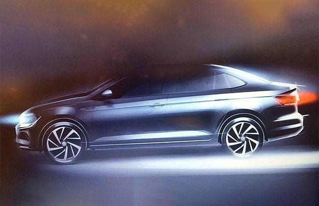2018 Volkswagen Vento/Virtus