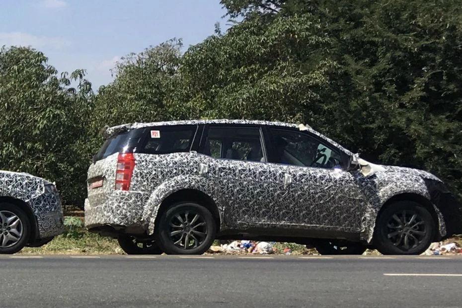 2018 Mahindra XUV500 Facelift